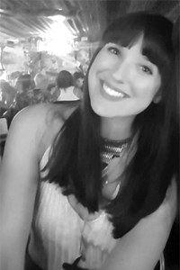 Hannah Faulder, Editor of Your London Wedding magazine