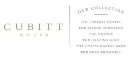 Visit the Cubitt House website