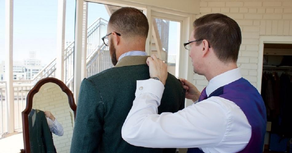 Image 3: Steed Bespoke Tailors of Savile Row