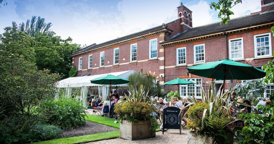 Image 1: Chelsea Physic Garden