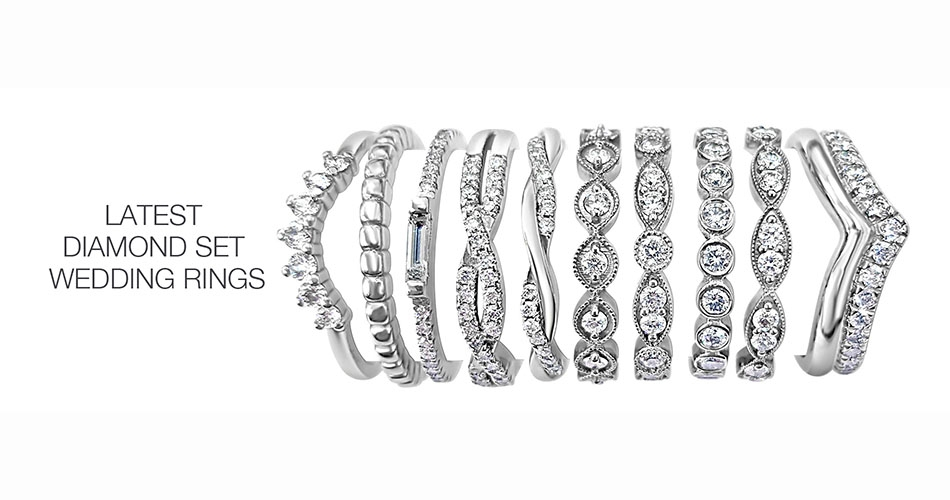 Image 2: House of Williams Wedding Rings