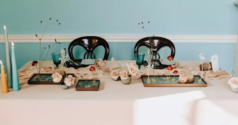 Image 3: Gaia Bespoke Linen & Furniture Hire