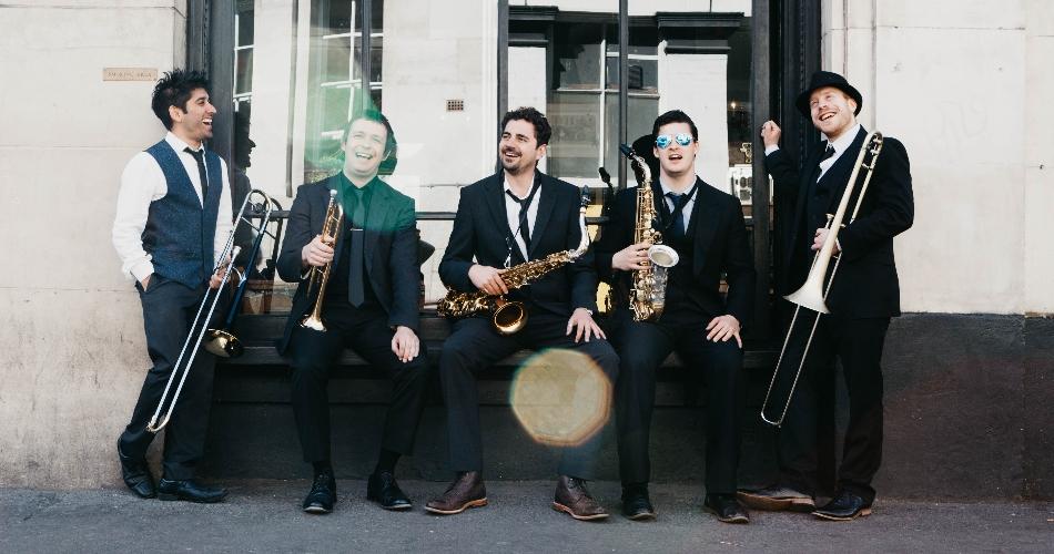 Image 3: Blue Lion Band