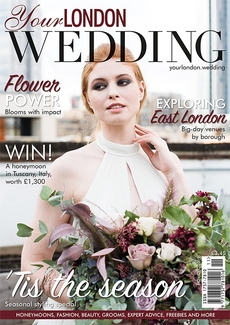 Your London Wedding magazine, Issue 68