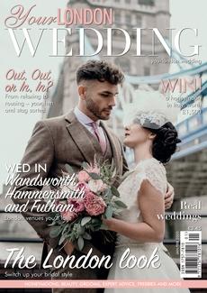 Your London Wedding magazine, Issue 69