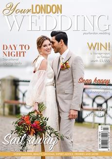 Your London Wedding magazine, Issue 70