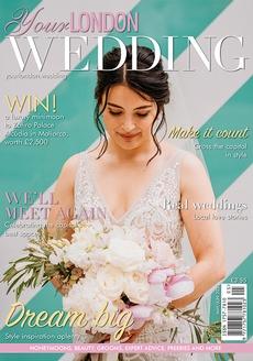 Your London Wedding magazine, Issue 71