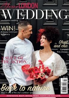 Your London Wedding magazine, Issue 72
