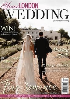 Your London Wedding magazine, Issue 73