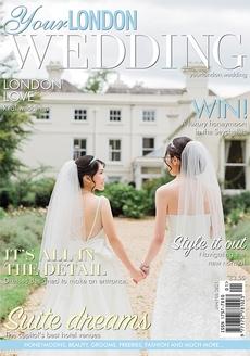 Your London Wedding magazine, Issue 75