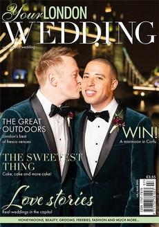 Issue 78 of Your London Wedding magazine