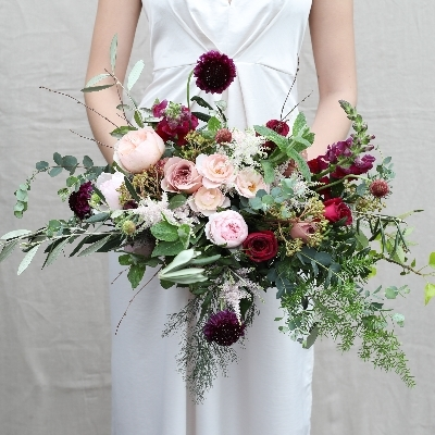 Flowers to go - London florist launches ready-to-carry bouquets