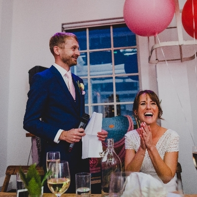 Ask an expert: I'm not a natural public speaker and I really want to nail my wedding speech. Any advice?