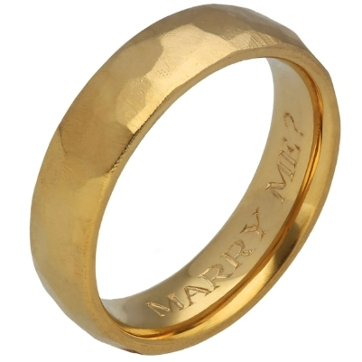 Thinking of proposing this leap year? London jeweller E.C.One debuts engagement rings for men