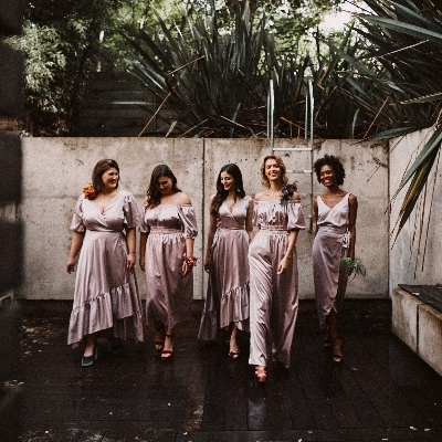 Halfpenny London launches bridal party collection