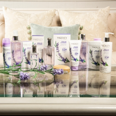 5 step home self-pamper routine with Yardley London