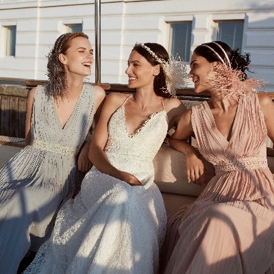 Stay home and SHOP! Would you buy a wedding dress online?