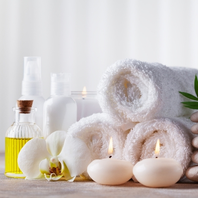 Set up your very own sense-satisfying spa at home during lockdown