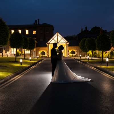 Social-distancing wedding advice from London wedding photographer Edwin Marcow