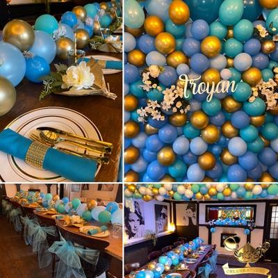 Check out London wedding decorators Ace Celebrations