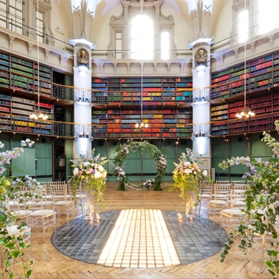 London venue Queen Mary Weddings provides new tours - from home!