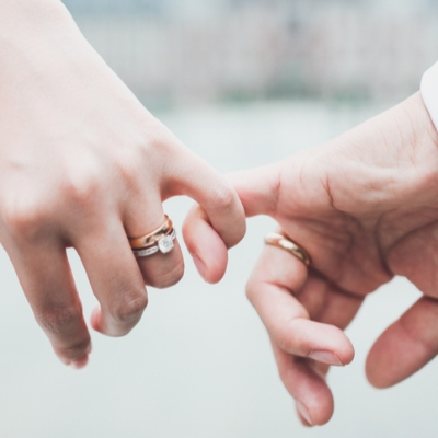 The financial benefits of getting hitched by Zoe Bailey