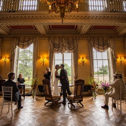 Intimate weddings here to stay after Government announcement