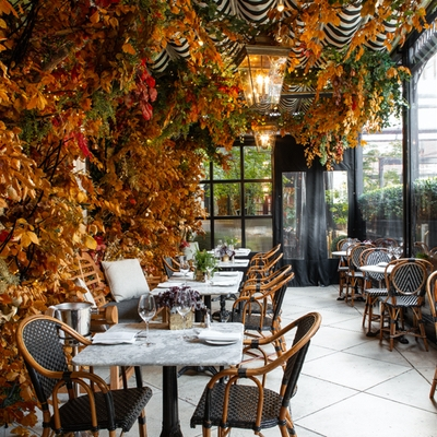 Get ready for autumn with Dalloway Terrace's Enchanted Woodland