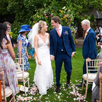 Top tips from London wedding venue Chelsea Physic Garden