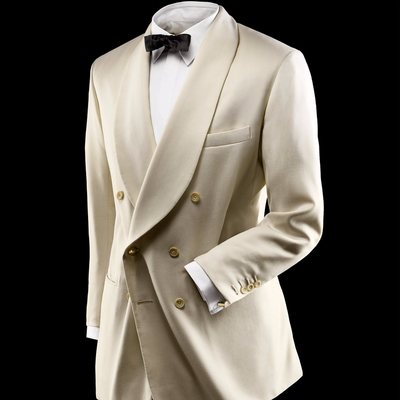 London menswear specialist Steed Bespoke Tailors recommends its favourite look for grooms