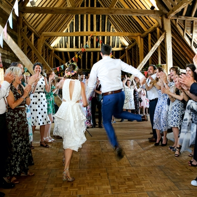 Top ten reasons to have a ceilidh at your wedding - with Ceilidh Tree