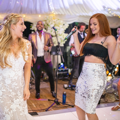 All Town Music tell us why live wedding music is best