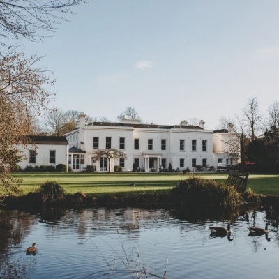 County Wedding Events comes to Morden Hall, Morden, London!