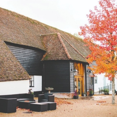 County Wedding Events come to The Barn at Alswick, Buntingford, Hertfordshire!