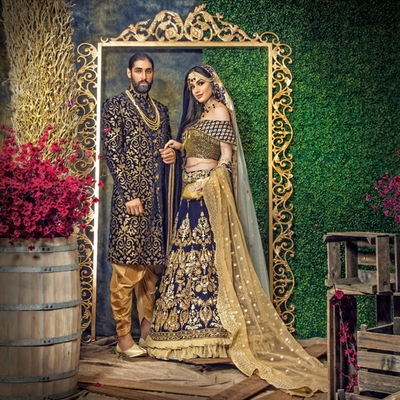 Meet Oorvi Desai, the couturier and entrepreneur who has been dressing wedding couples for 17 years