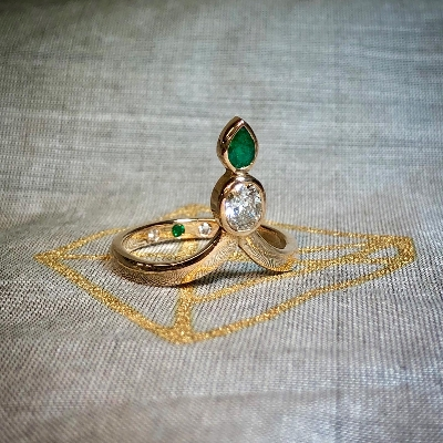 Wedding jewellery with meaning