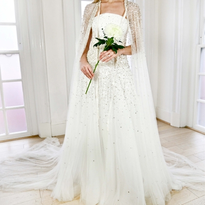 Check out London-based luxury bridal resale website The Loop