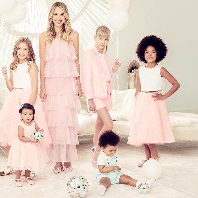 British childrenswear brand ROCO announce collaboration with Vogue Williams