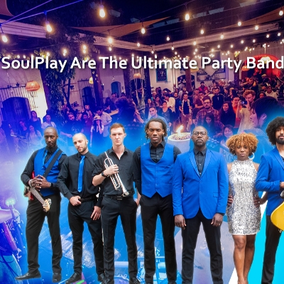 SoulPlay becomes the resident band for the Proud Cabaret Soul Supper UK evenings