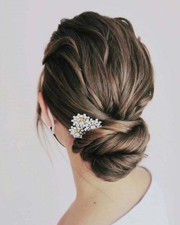 starburst hair pins by make me bridal accessories