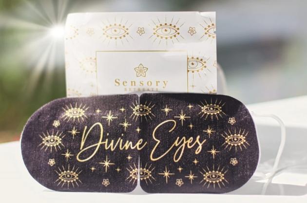 Divine Eyes self-heating steam eye mask - £21.00 (for 7 masks)