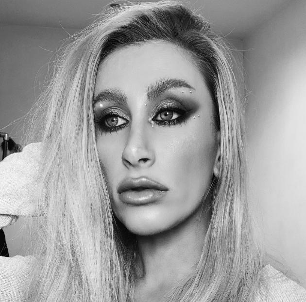 Make-up artist Jen Gooding