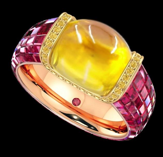 Taylor & Hart Sweet Ring