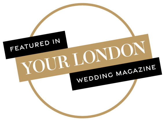Featured in Your London Wedding magazine